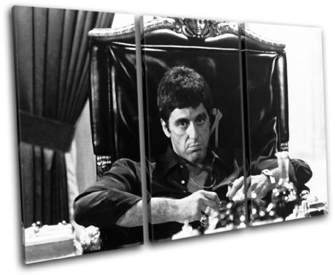 Scarface Al Pacino Movie Greats - 13-1938(00B)-TR32-LO